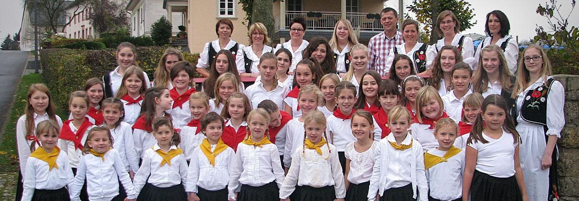 Tanzfestival in Messerich – Sportverein und Tanzgruppe feiern Geburtstag