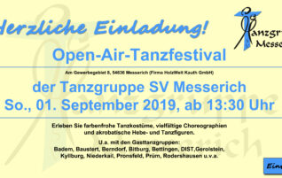 Open-Air-Tanzfestival